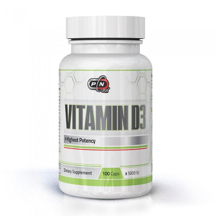Pure Nutrition Витамин D-3
