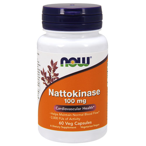 NOW Foods Nattokinase