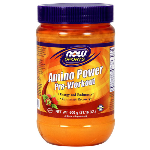 NOW Foods Amino Power Pre-Workout