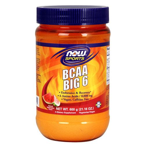 NOW Foods BCAA Big 6