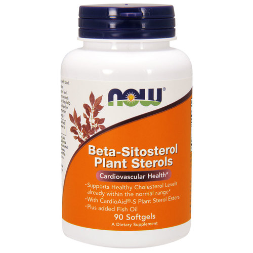 NOW Foods Beta-Sitosterol Plant