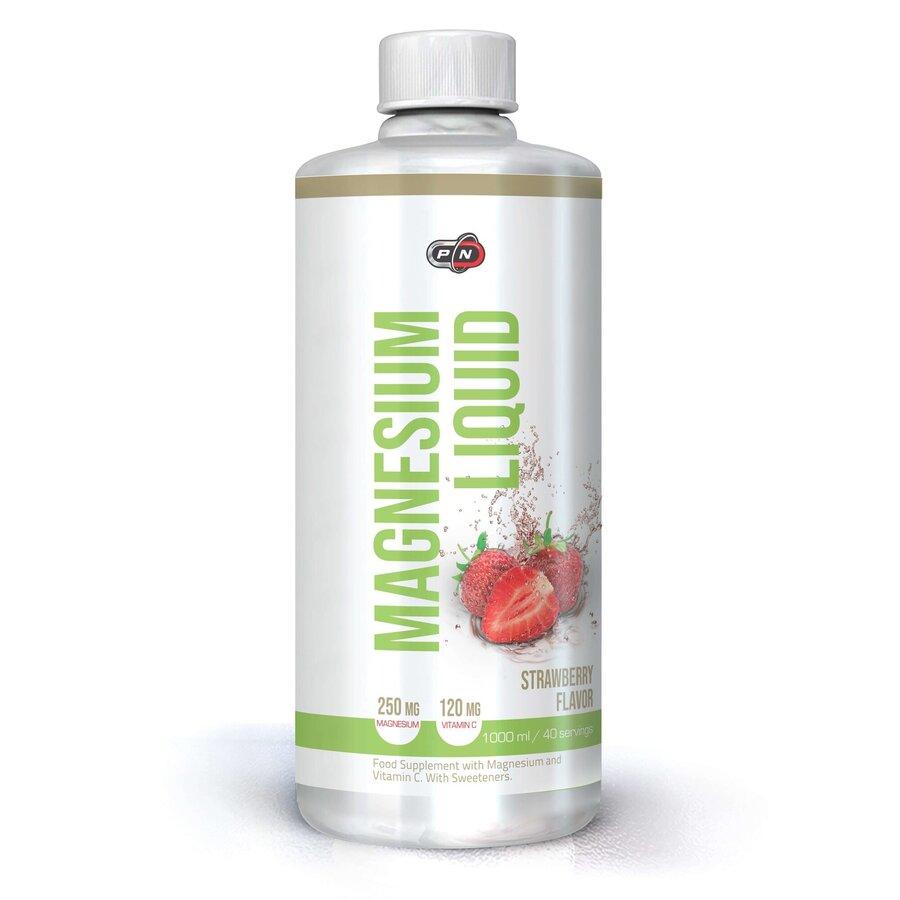 Pure Nutrition Magnesium Liquid + Vitamin C