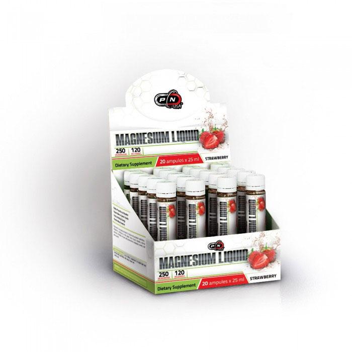 Pure Nutrition Magnesium Liquid Shot