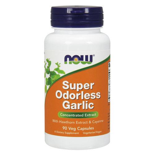 NOW Foods Super Odorless Garlic