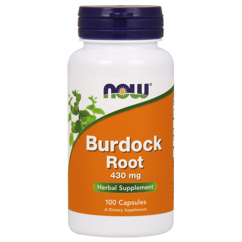 NOW Foods Burdock Root
