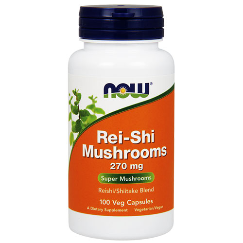 NOW Foods Rei-shi mushrooms
