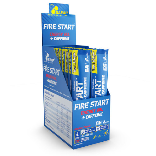 Olimp Nutrition Fire Start Energy Gel