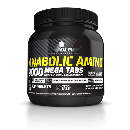 Olimp Nutrition Anabolic Amino 9000