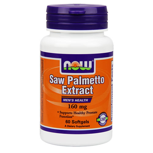 NOW Foods Saw palmetto