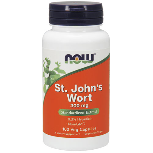 NOW Foods St. John`s wort