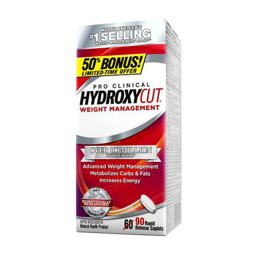 Muscle Tech Hydroxycut Clinical