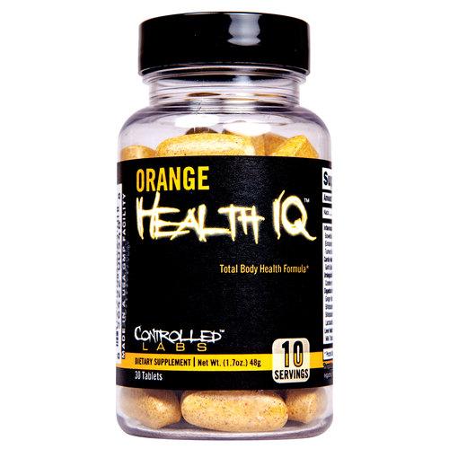 Controlled Labs Orange Health IQ