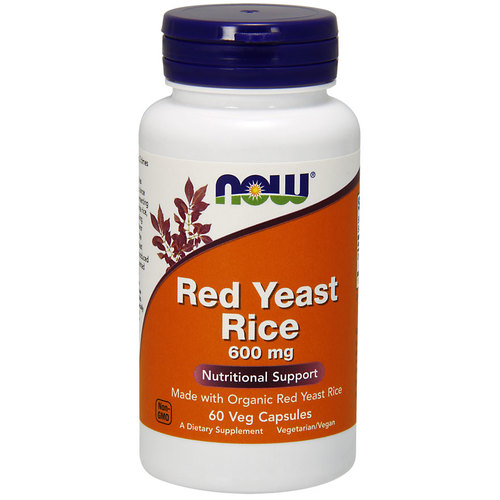 NOW Foods Red Yeast Rice