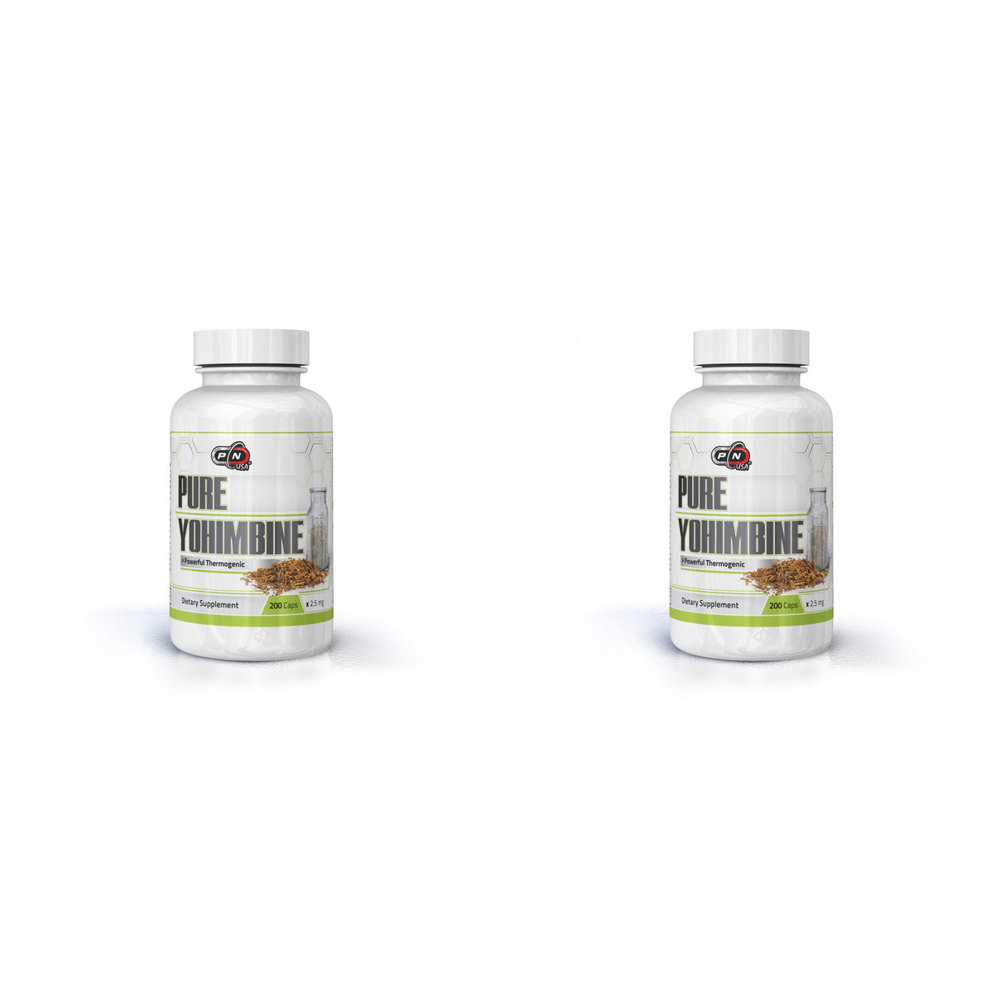 Pure Nutrition 100% Pure Yohimbine