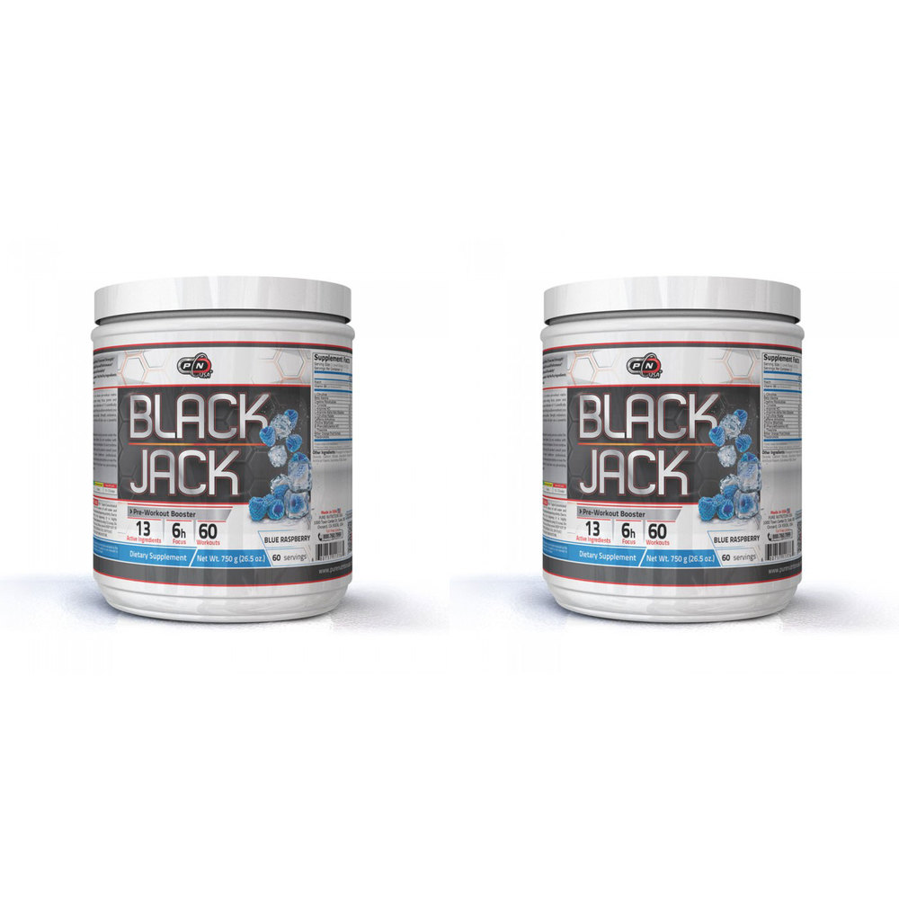 Pure Nutrition Black Jack