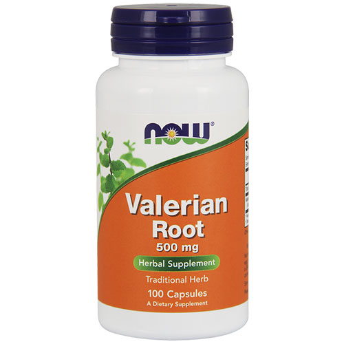 NOW Foods Valerian root