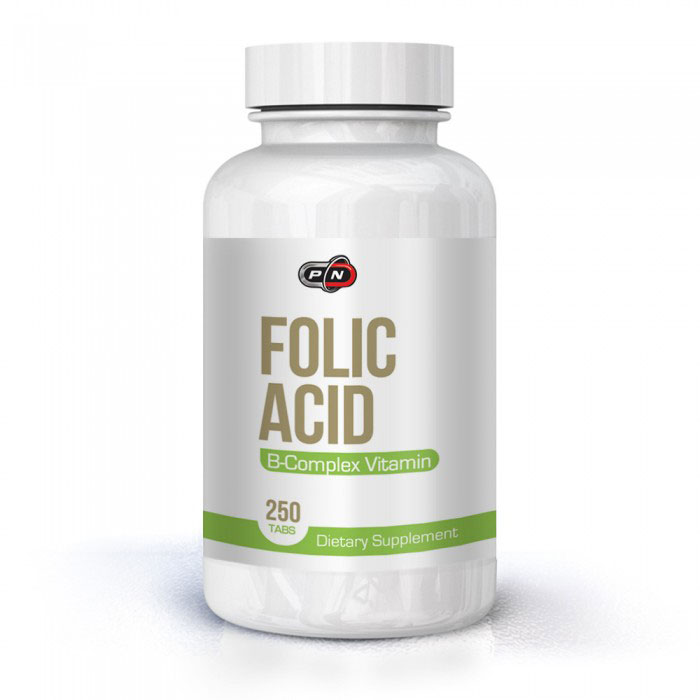 Pure Nutrition Folic Acid
