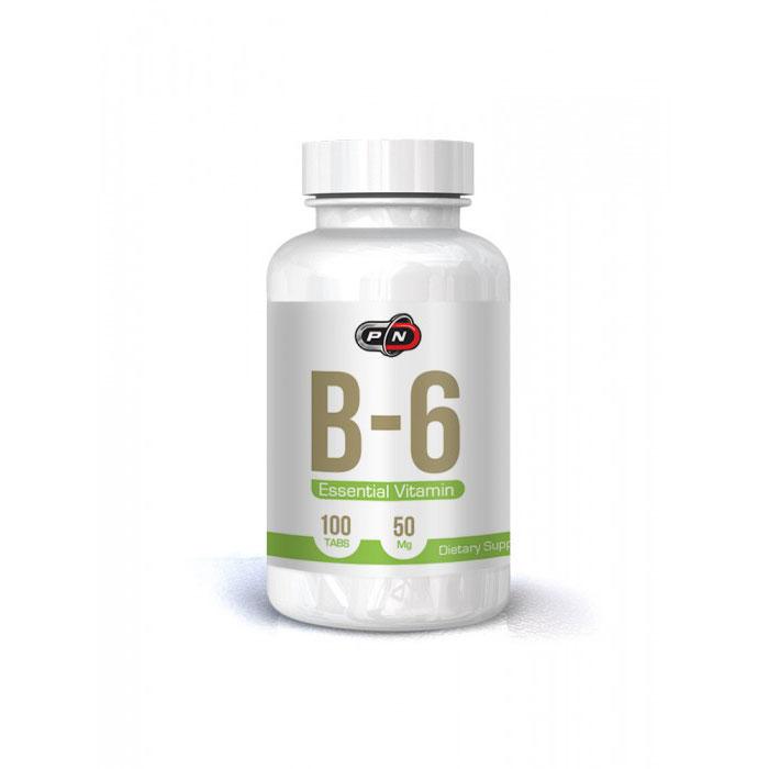 Pure Nutrition VITAMIN B-6 (Pyridoxine)