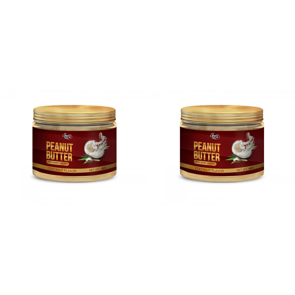 Pure Nutrition Peanut Butter with Whey Protein