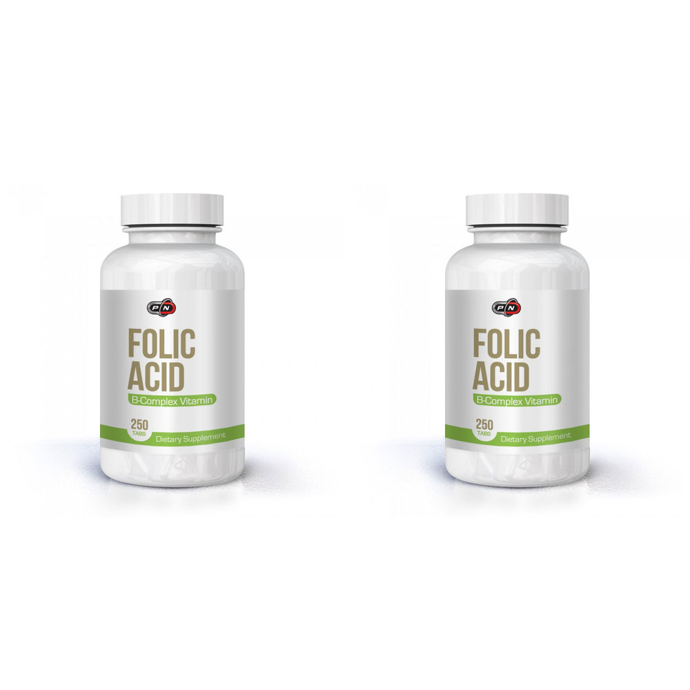 Pure Nutrition Folic Acid