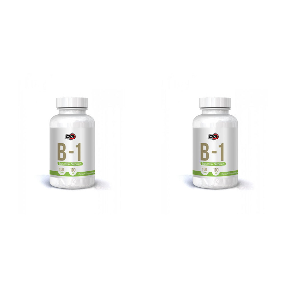 Pure Nutrition VITAMIN B-1 (Thiamine)