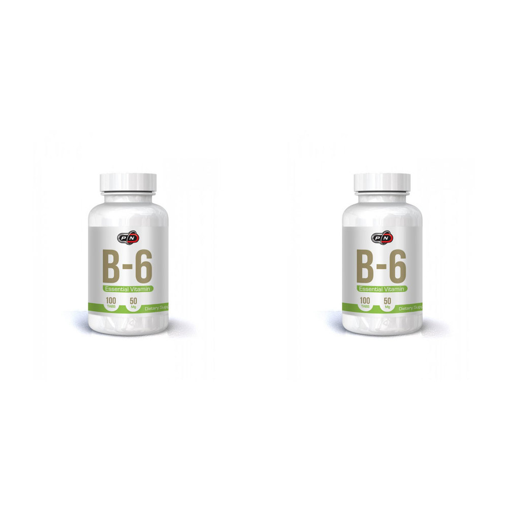 Pure Nutrition VITAMIN B-6 (Pyridoxine)
