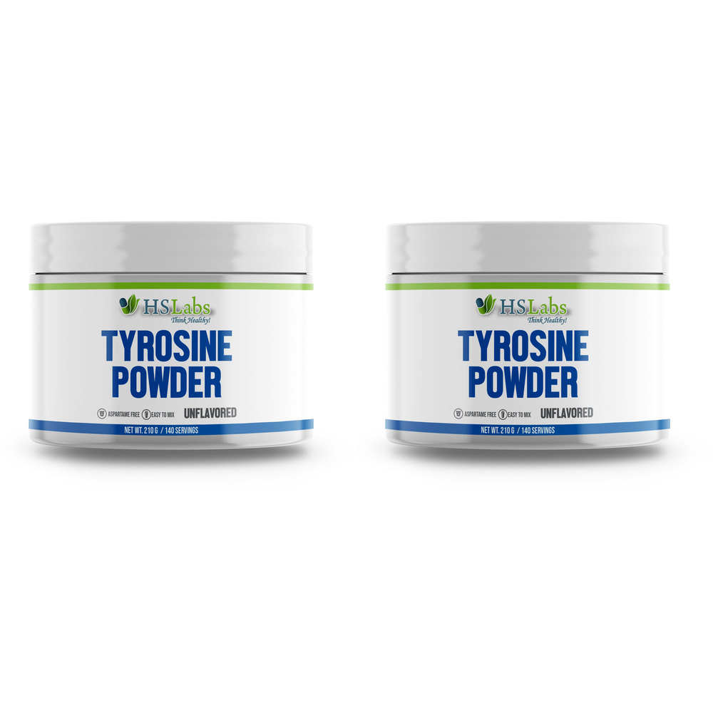 HS Labs Tyrosine Powder