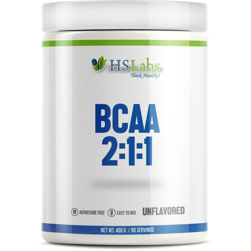HS Labs BCAA 2:1:1