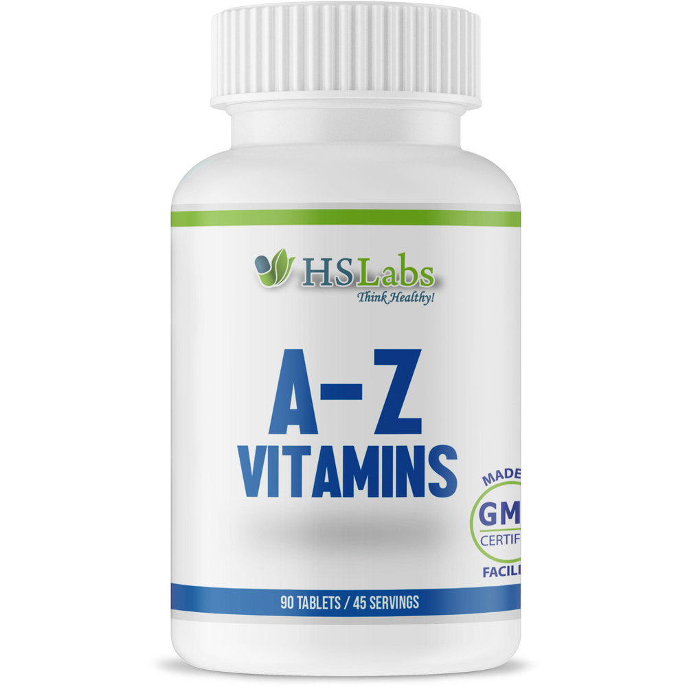 HS Labs A-Z Vitamins