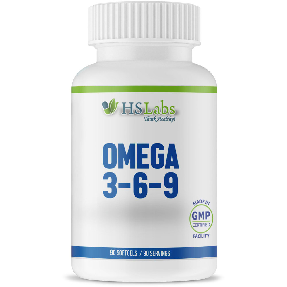 HS Labs Omega 3-6-9