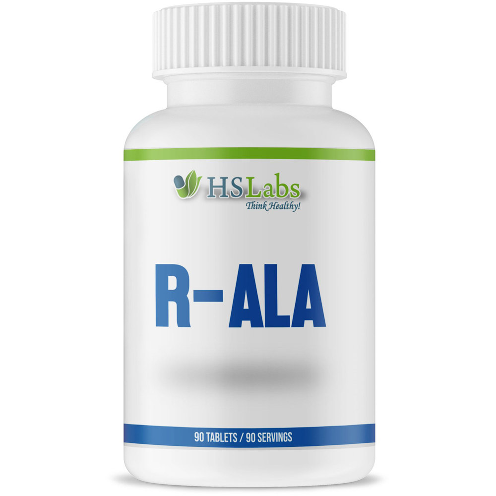 HS Labs R-Alpha Lipoic Acid
