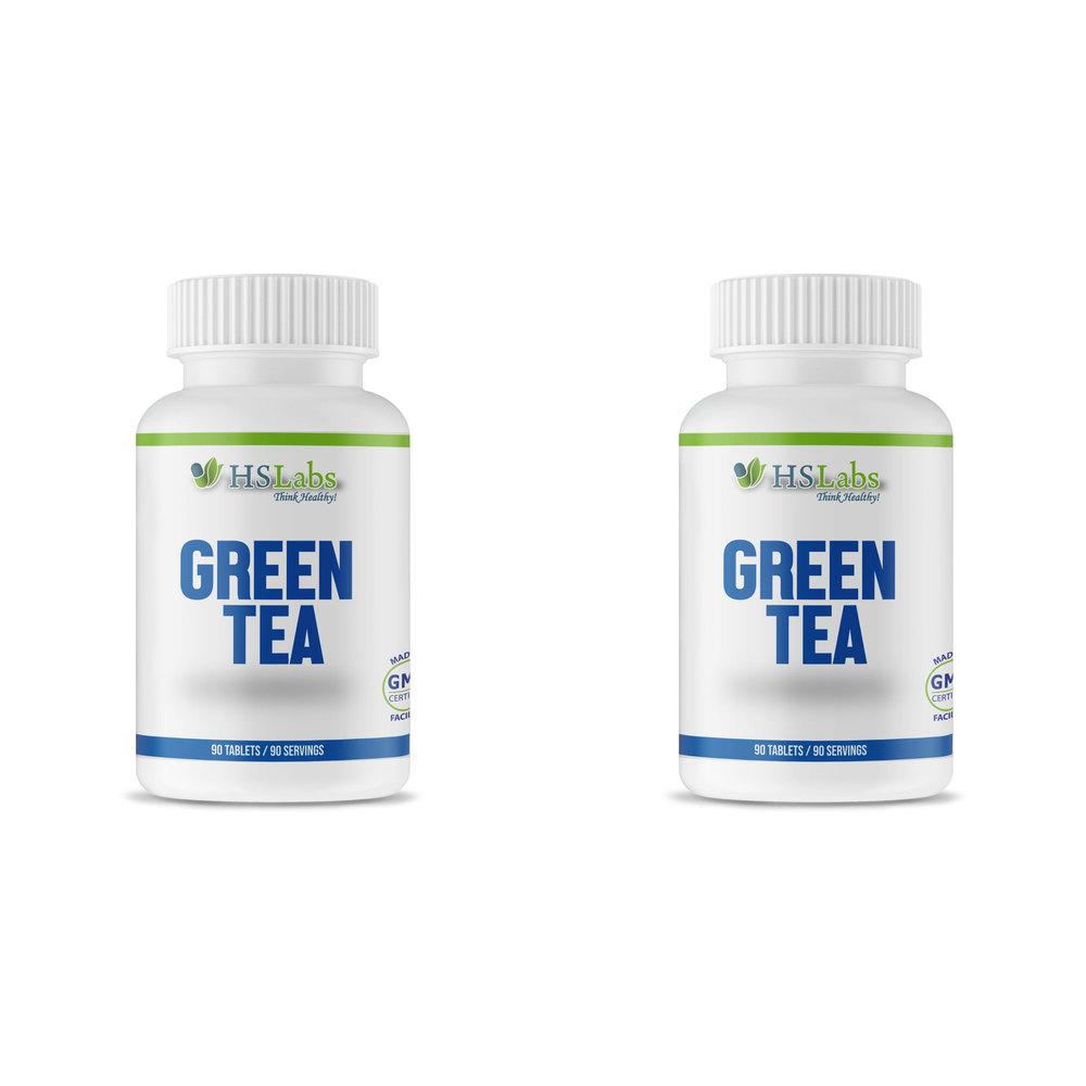 HS Labs Green Tea