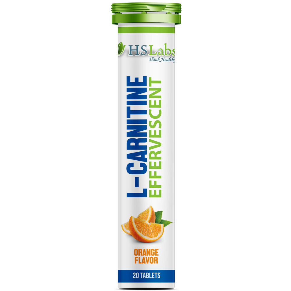 HS Labs L-Carnitine Effervescent