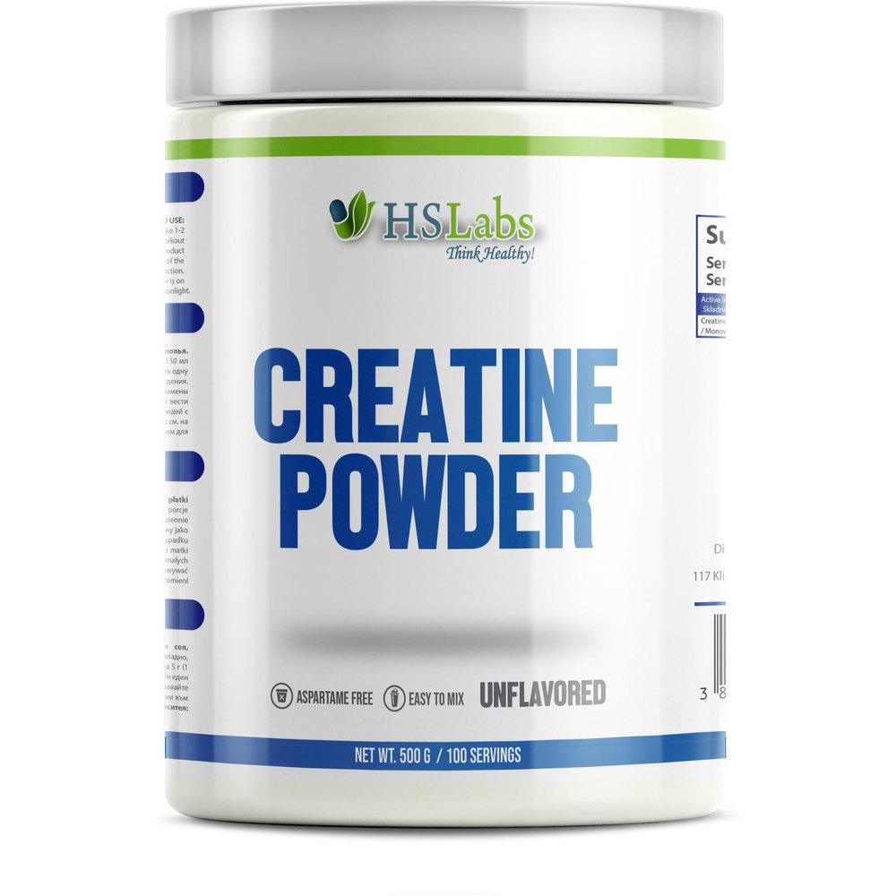 HS Labs Creatine Powder