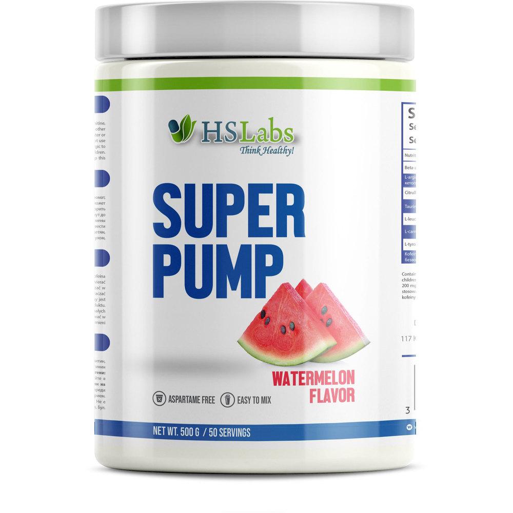 HS Labs Super Pump