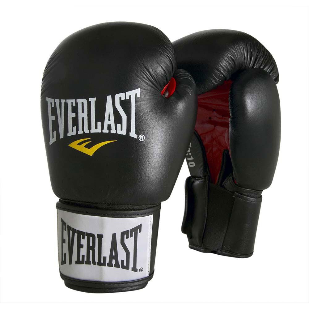 Everlast Боксови ръкавици от естествена кожа