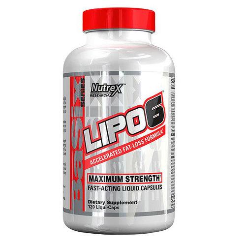 Nutrex Research Lipo 6