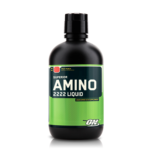 Optimum Nutrition Amino 2222 Liquid