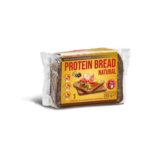 Pure Nutrition Protein Bread