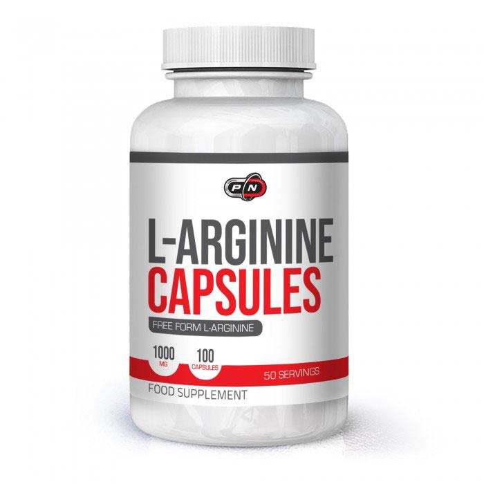 Pure Nutrition Arginine 1000