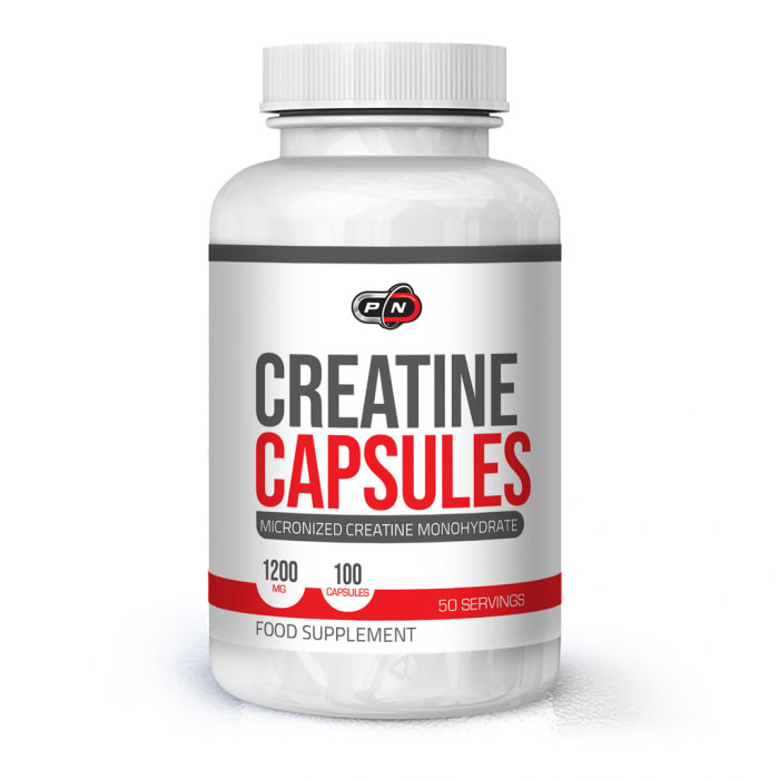 Pure Nutrition Creatine Capsules
