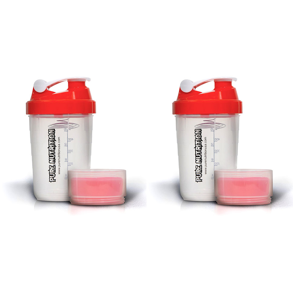 Pure Nutrition Power Bottle