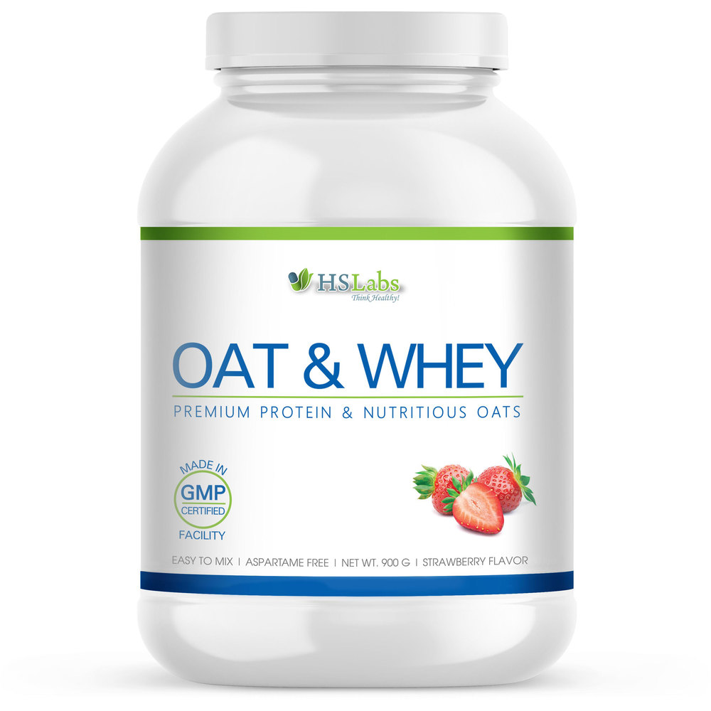 HS Labs Oat & Whey
