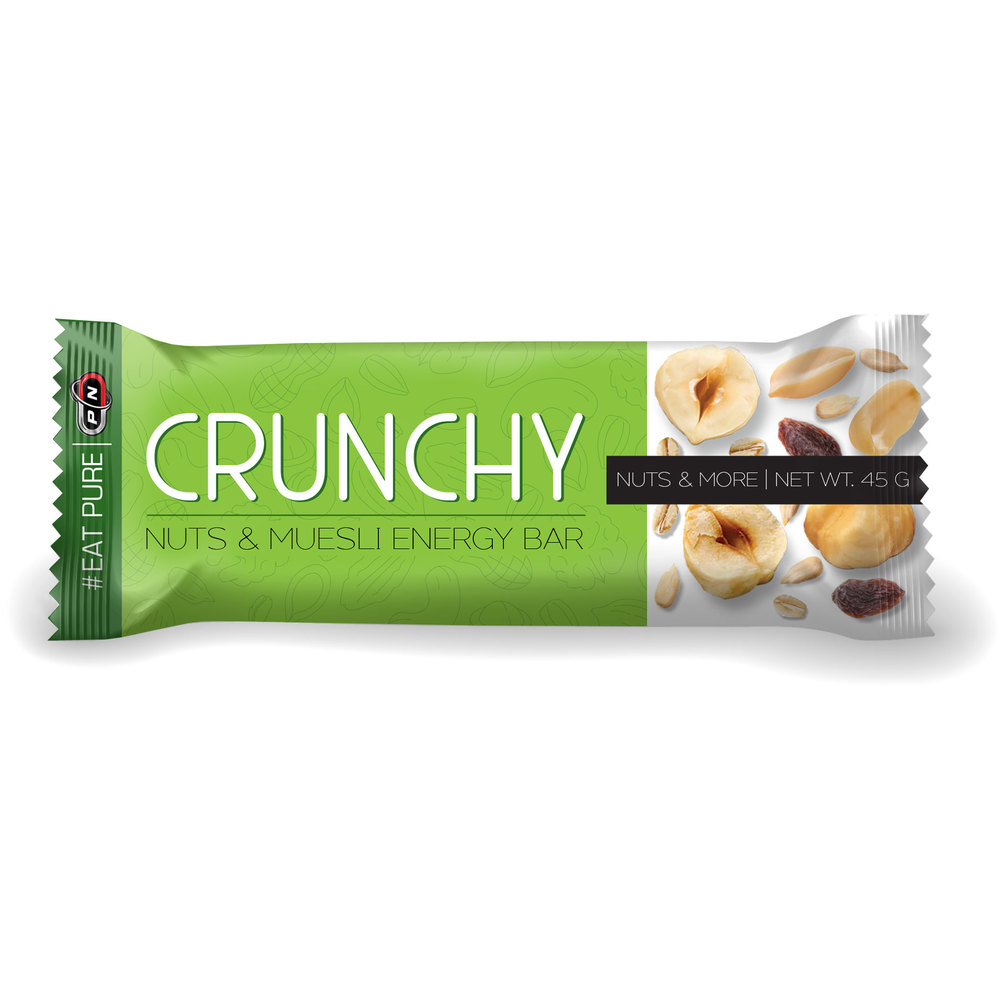 Pure Nutrition Crunchy Bar