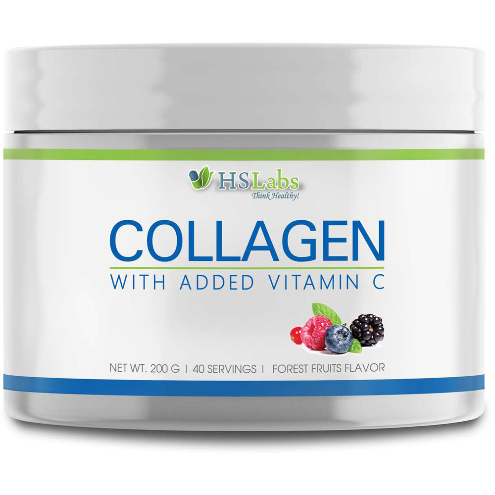 HS Labs Collagen with Vitamin C