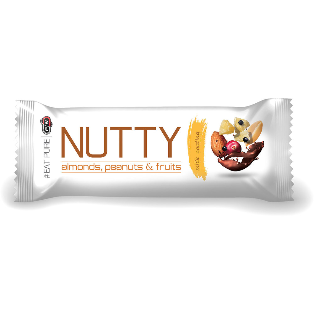 Pure Nutrition Nutty