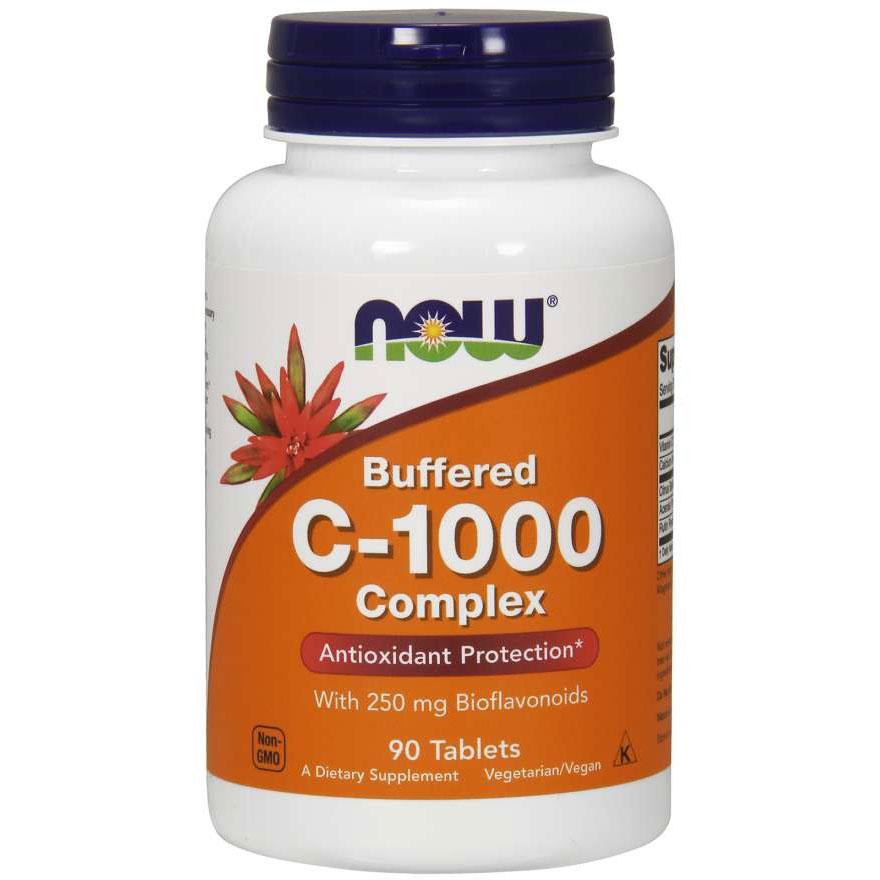 NOW Foods Vitamin C-1000 Complex