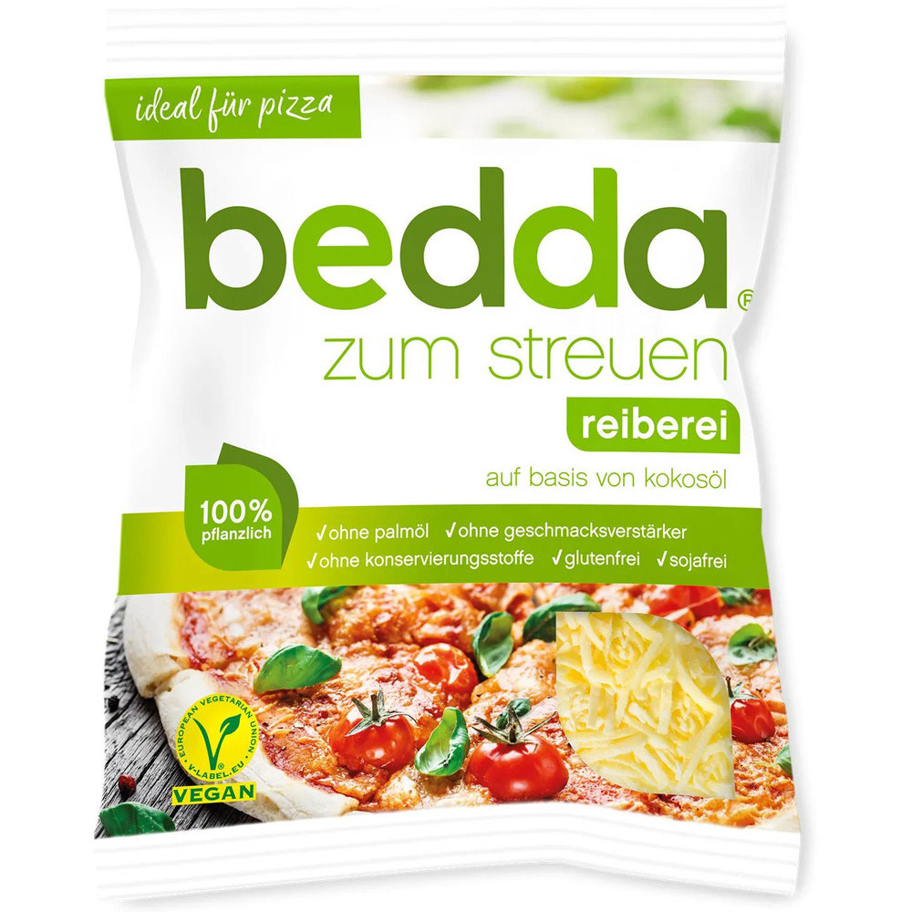 Bedda Алтернатива на настъргано сирене