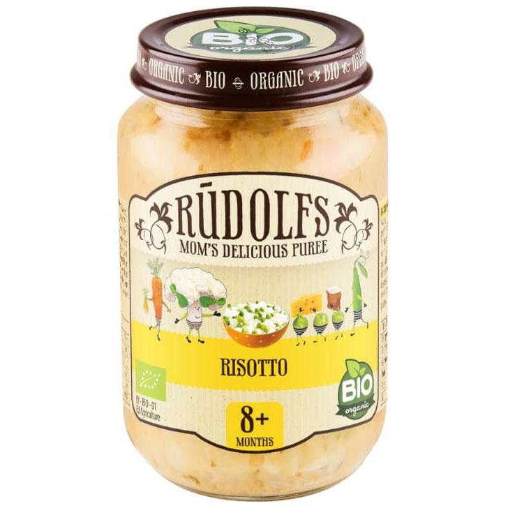 Rudolfs Био пюре