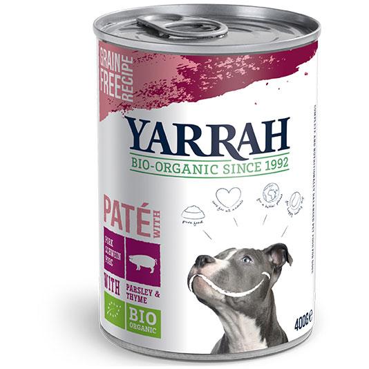 Yarrah Био кучешки пастет